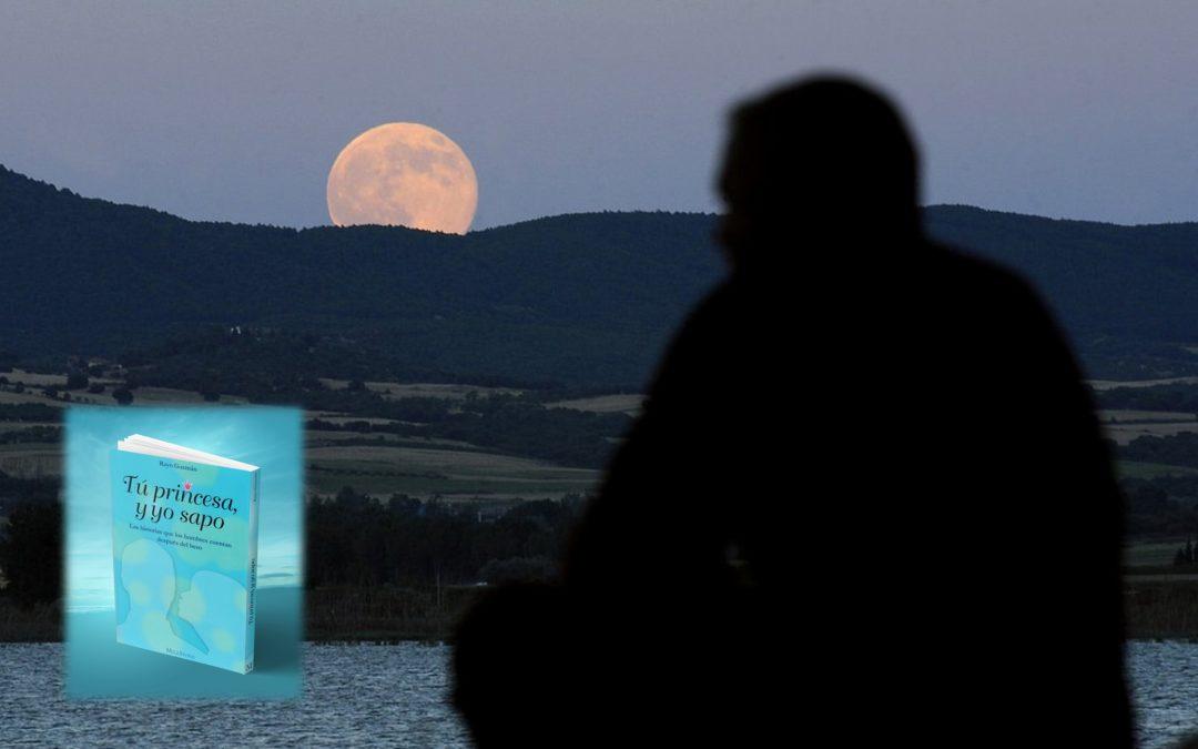 El sapo que ama la luna