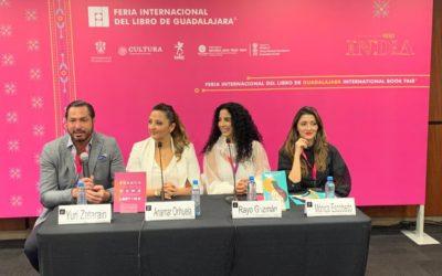 """Presentación de los libros """"La vida después de mi ex"""" y """"Cuando mamá lastima: Edición especial"""""""